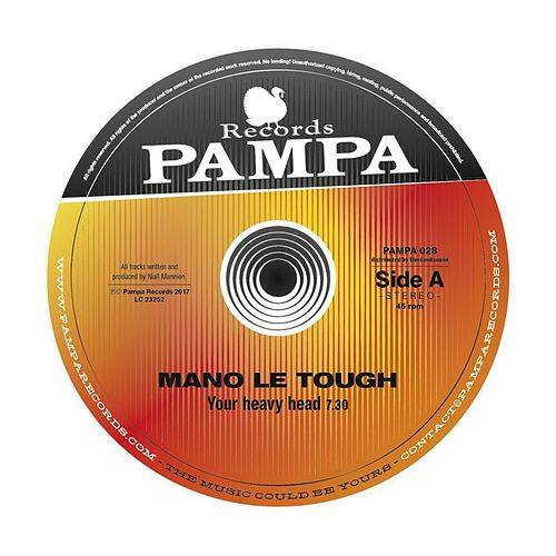 Ahsure E.P. de Mano Le Tough