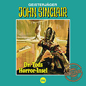 Tonstudio Braun, Folge 104: Dr. Tods Horror-Insel by John Sinclair