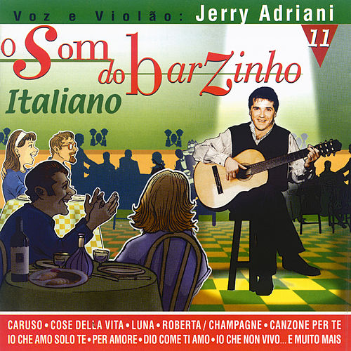 O som do Barzinho Italiano de Jerry Adriani