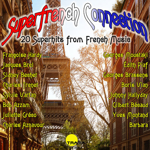 Superfrench Connection (Remastered 2017) de Various Artists