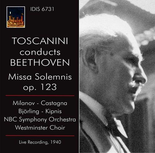 Beethoven: Missa solemnis, Op. 123 (Live) von Zinka Milanov