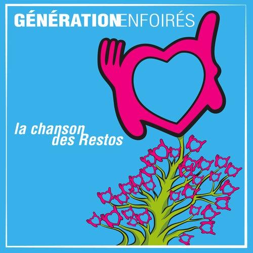 La chanson des Restos (From 'Génération Enfoirés') by Les Enfoirés