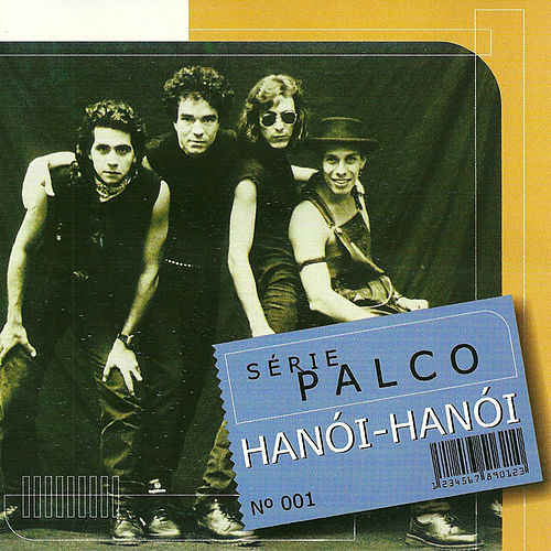Palco (Ao Vivo) von Hanoi Hanoi