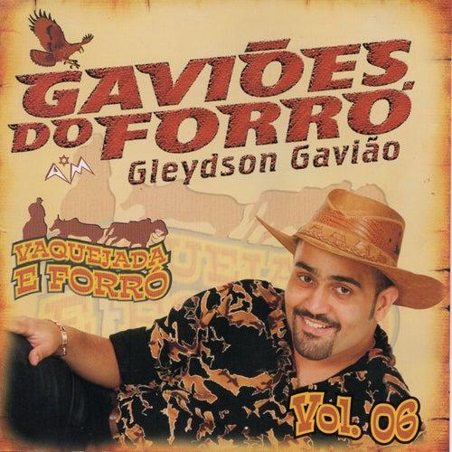 Vaquejada e Forró, Vol. 6 von Gaviões do Forró