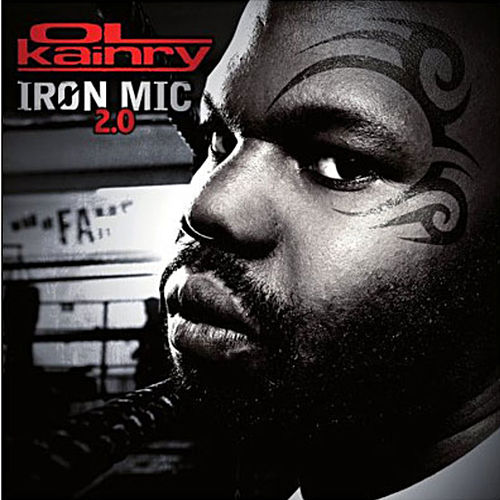 Iron Mic 2.0 by Ol'Kainry