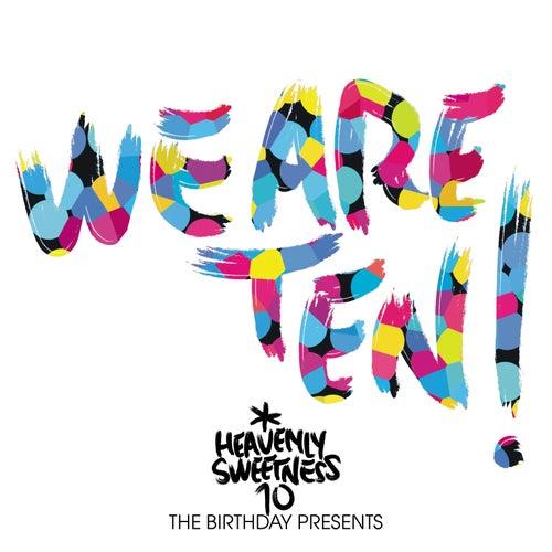 We Are Ten! The Birthday Presents de Various Artists