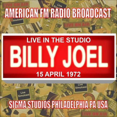 Live In The Studio - Sigma Studios 1972 de Billy Joel