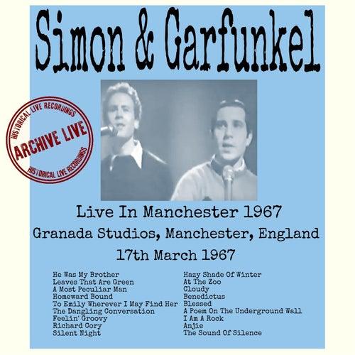 Live In Manchester 1967 von Simon & Garfunkel