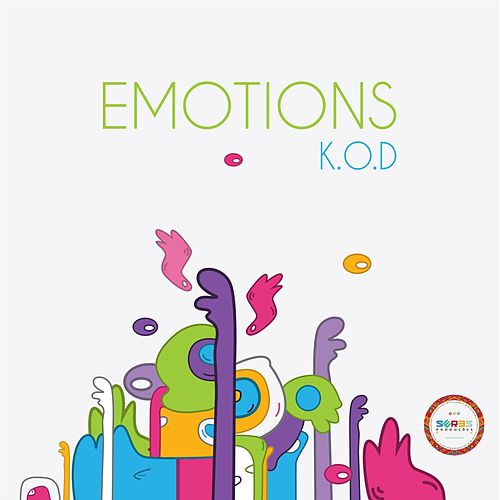 Emotions - EP by K.O.D