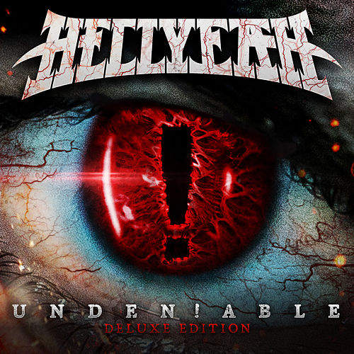 UNDEN!ABLE (Deluxe) by Hellyeah