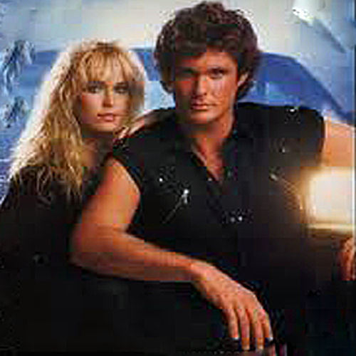 No Way to Be in Love by David Hasselhoff