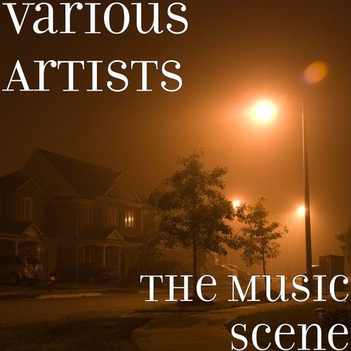 The Music Scene von Various Artists