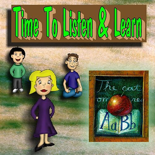 Time To Listen & Learn by Oliver