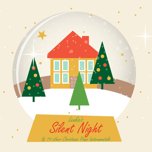 Lenka's Silent Night & 19 Other Christmas Piano Instrumentals by Lenka Peskou