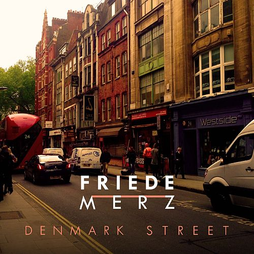 Denmark Street by Friede Merz
