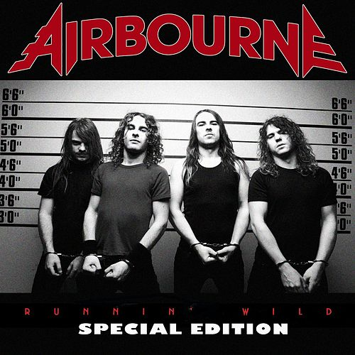 Runnin' Wild [Special Edition] von Airbourne