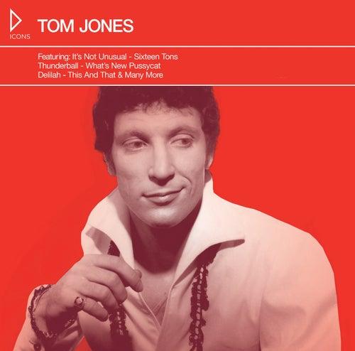 Icons: Tom Jones de Tom Jones