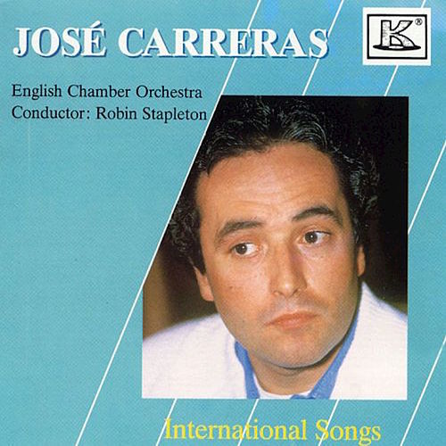International Songs von José Carreras