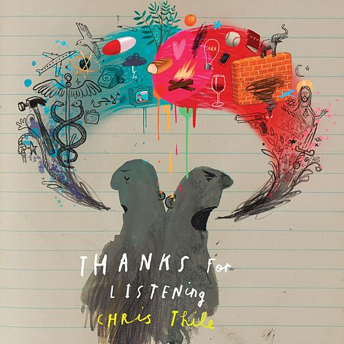 Elephant in the Room by Chris Thile