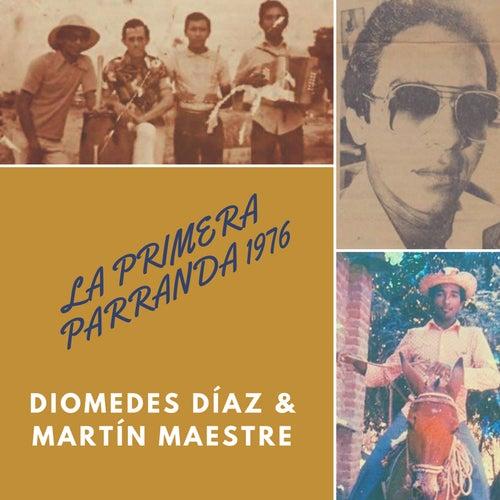 La Primera Parranda 1976 (En Vivo) de Diomedes Diaz