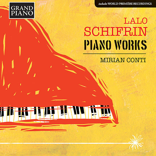 Schifrin: Piano Works by Mirian Conti