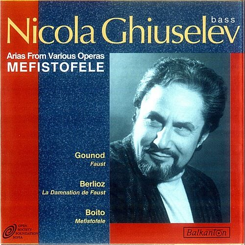 Arias from Various Operas – Mefistofele de Varna Philharmonic Orchestra