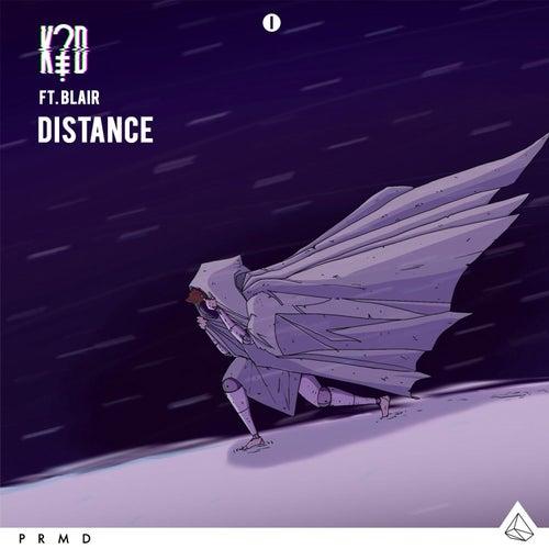 Distance von k?d
