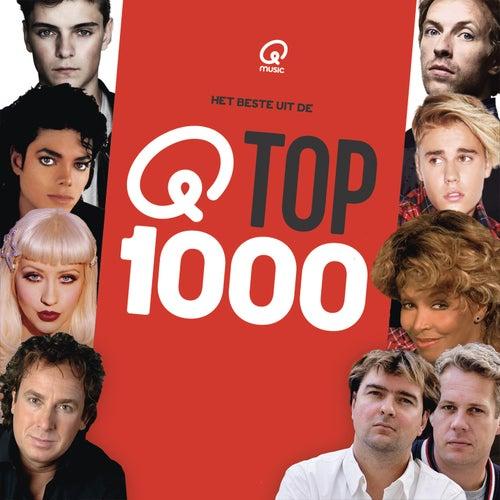 Qmusic Top 1000 (2017) van Various Artists