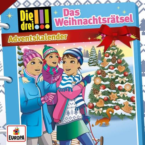 Adventskalender - Das Weihnachtsrätsel von Die Drei !!!
