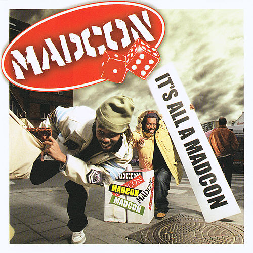 It's All a Madcon by Madcon