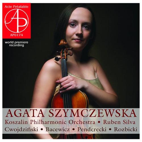 Cwojdzinski, Bacewicz, Penderecki, Rozbicki by Various Artists