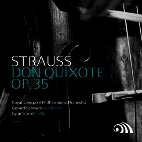 Strauss: Don Quixote de Lynn Harrell