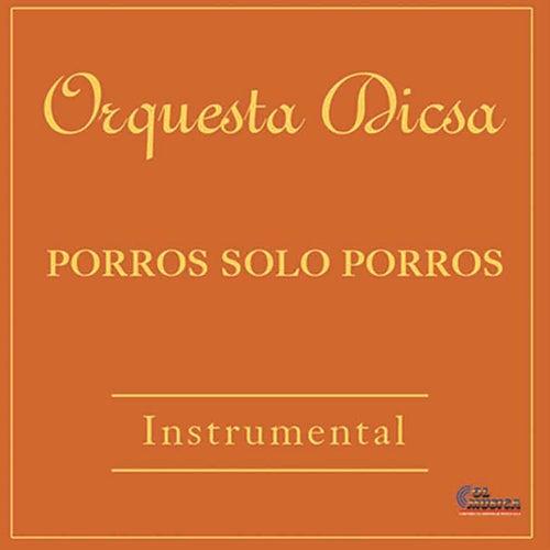 Porros Solo Porros de Orquesta Dicsa