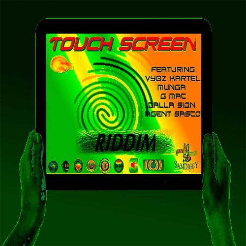 Touch Screen Riddim by Various Artists