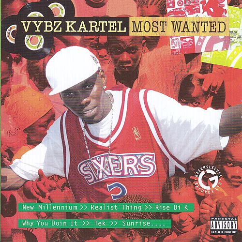 Most Wanted von VYBZ Kartel