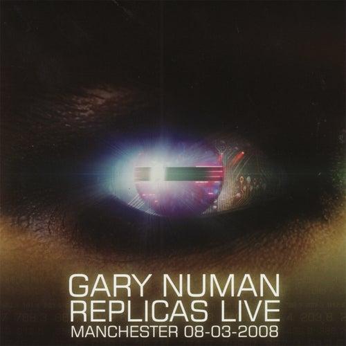 Replicas Live de Gary Numan
