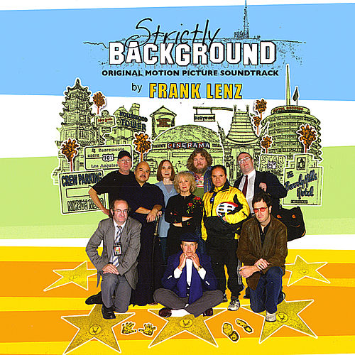 Strictly Background de Frank Lenz