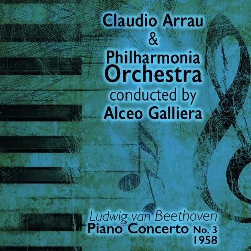 Ludwig van Beethoven - Piano Concerto No. 3 (1958) von Claudio Arrau