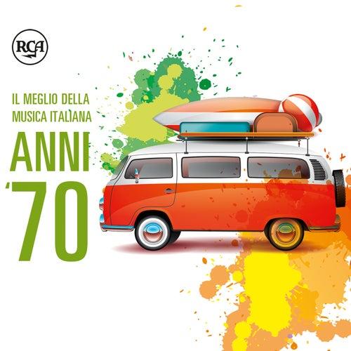 Il meglio della musica italiana anni '70 de Various Artists