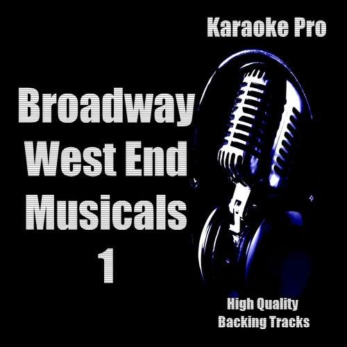 Karaoke Pro - Broadway West End Musicals 1 by Karaoke Pro (1)