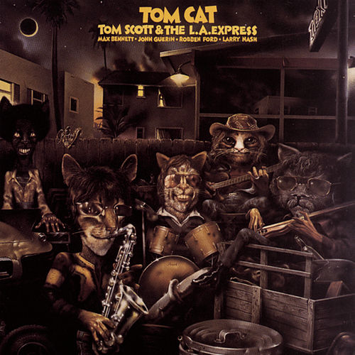 Tom Cat by Tom Scott