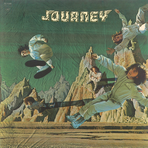 Journey (1st LP) von Journey