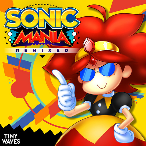 Sonic Mania Remixed by Various Artists