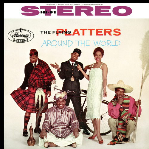 The Flying Platters Around The World de The Platters
