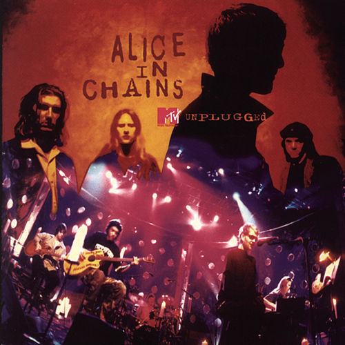 Unplugged von Alice in Chains