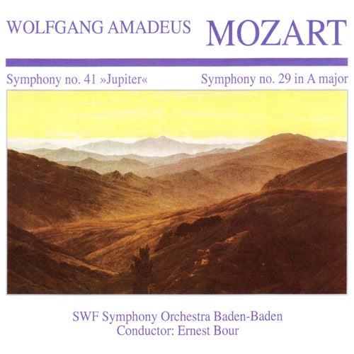 Mozart: Symphony Nos. 41 & 29 von SWR Sinfonieorchester Baden-Baden und Freiburg