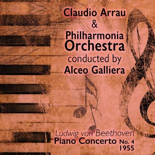 Ludwig van Beethoven - Piano Concerto No. 4 (1955) von Claudio Arrau