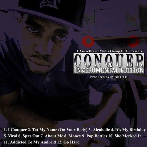 Conquer (Instrumental Edition) von K. Otic