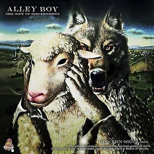 The Gift of Discernment von Alley Boy