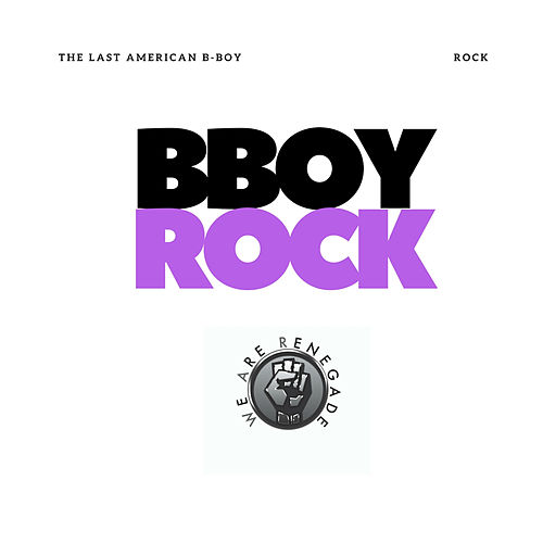 BBoy Rock von The Last American B-Boy